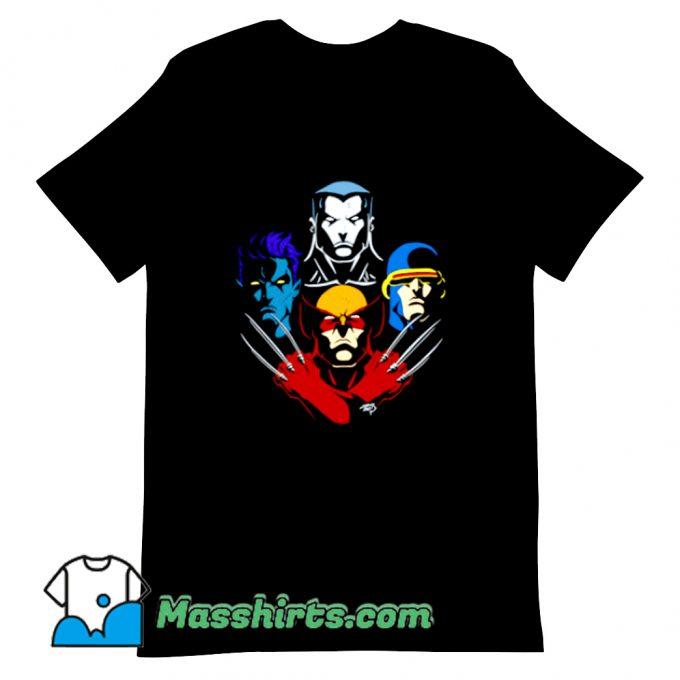 Awesome Mutant Rhapsody Brown T Shirt Design
