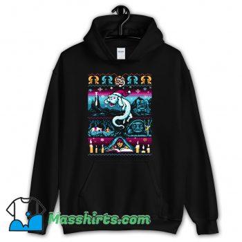 Classic Neverending Christmas Hoodie Streetwear