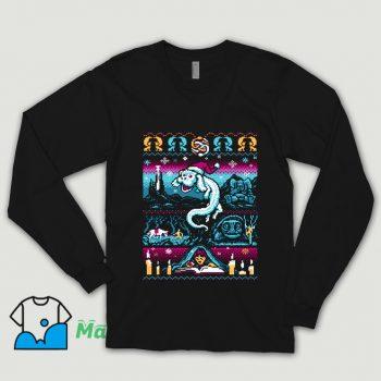 Neverending Christmas Ugly Sweater Shirt
