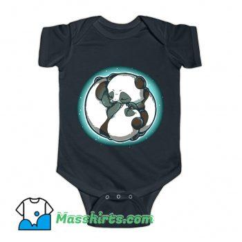 Panda Tao Baby Onesie