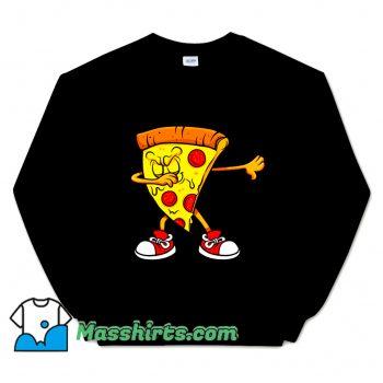 Cute Pizza Dabbing Sweatshirt