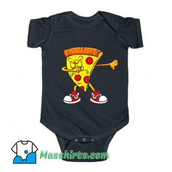 Pizza Dabbing Baby Onesie