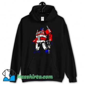 Classic Cartoon Comic Prime 2 Hoodie Streetwear