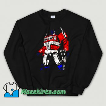 Original Cartoon Comic Prime 2 Sweatshirt