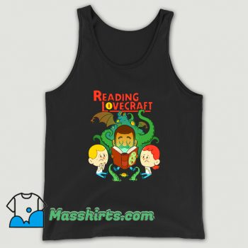 Vintage Read A Forbidden Book Tank Top