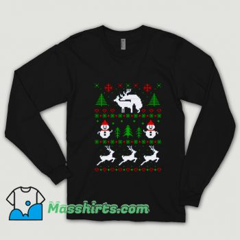 Romantic Reindeers Shirt
