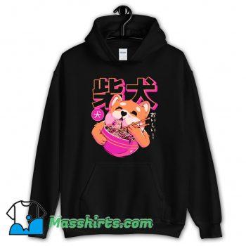 Official Shiba Noodles Hoodie Streetwear