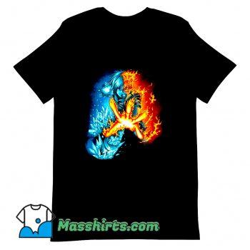 Shoto Todoroki Fan Art T Shirt Design