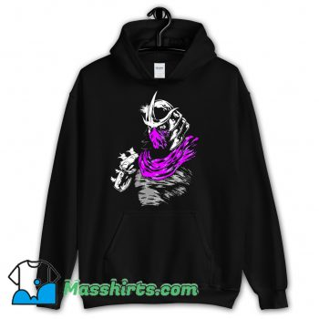 Cartoon Comic Shred 2 Hoodie Streetwear