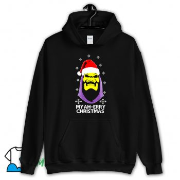 Skeletor Myah Merry Christmas Hoodie Streetwear