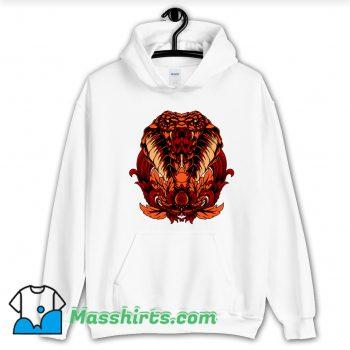 Animal Snake Hoodie Streetwear