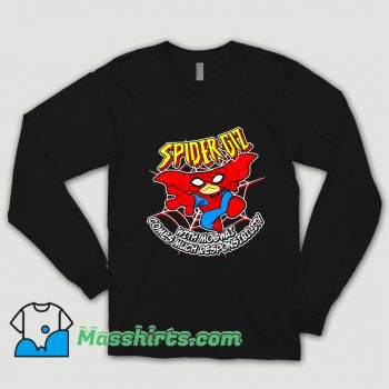 Vintage Cartoon Spider Giz Shirt