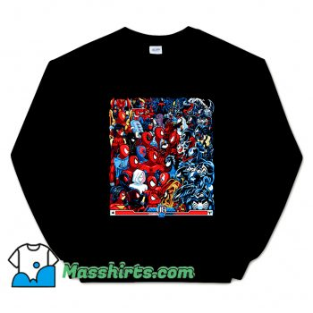 Spiders VS Symbiotes Sweatshirt