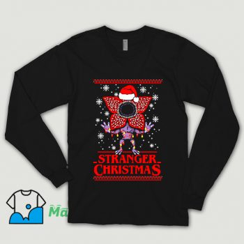 Stranger Christmas Ugly Sweater Shirt