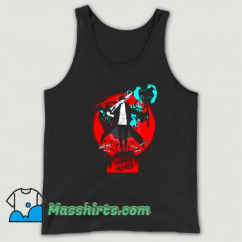 Vintage The Weakest Hunter Tank Top