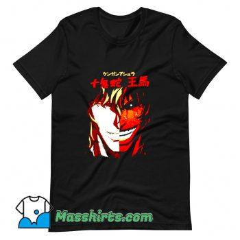 Vintage Anime Tokita Ohma T Shirt Design