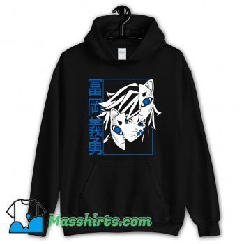 Tomioka Giyuu Anime Hoodie Streetwear