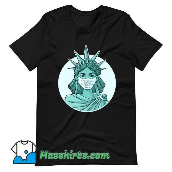 Classic United We Stand T Shirt Design