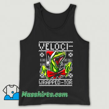 Veloci Wrapped Tor Merry Christmas Tank Top