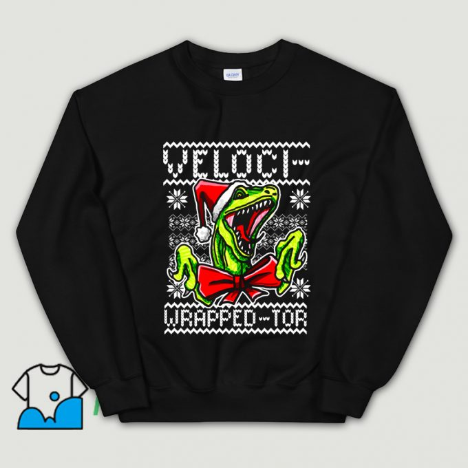 Awesome Veloci Wrapped Tor Sweatshirt