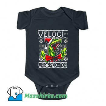 Veloci Wrapped Tor Baby Onesie