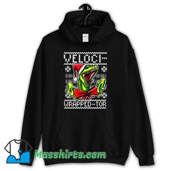 Veloci Wrapped Tor Hoodie Streetwear