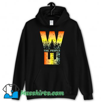 We The People Hoodie Streetwear
