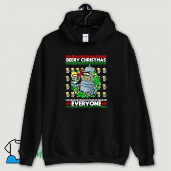 Beery Christmas Hoodie Streetwear