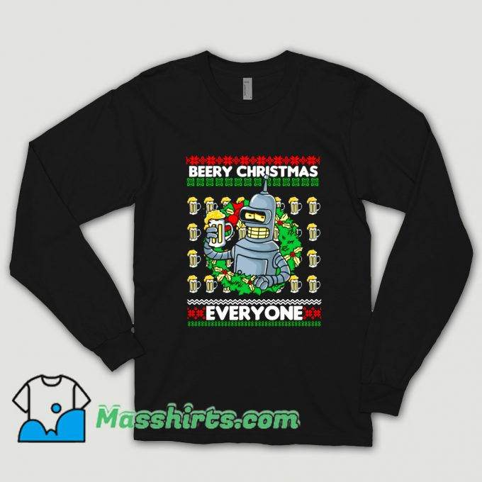 Cool Beery Christmas Shirt