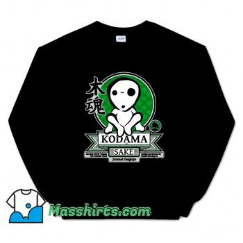Awesome Kodama Sake Sweatshirt