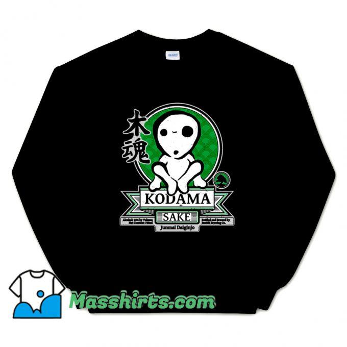 Awesome Kodama Sake Sweatshirt