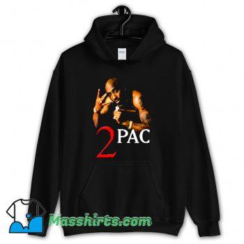 Tupac Amaru Shakur American Rapper Hoodie Streetwear