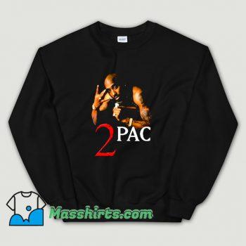 Tupac Amaru Shakur American Rapper Sweatshirt