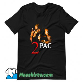 Tupac Amaru Shakur American Rapper T Shirt Design