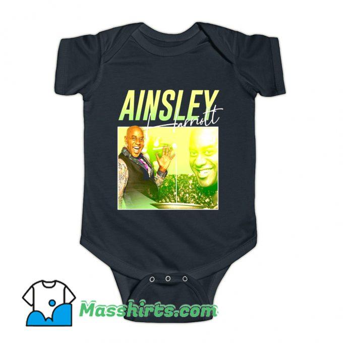 Ainsley Harriott Ready Steady Cook Baby Onesie