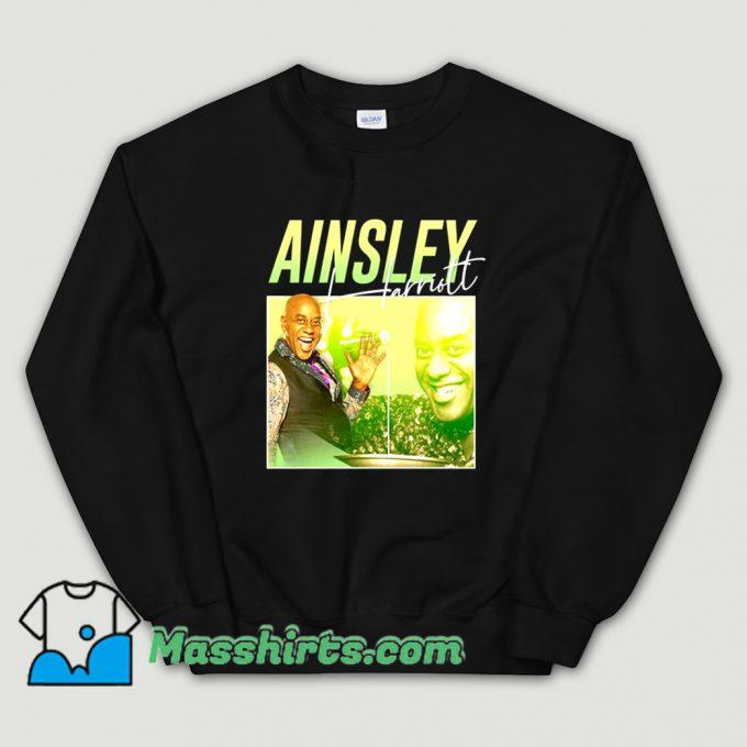 Ainsley Harriott Ready Steady Cook Sweatshirt