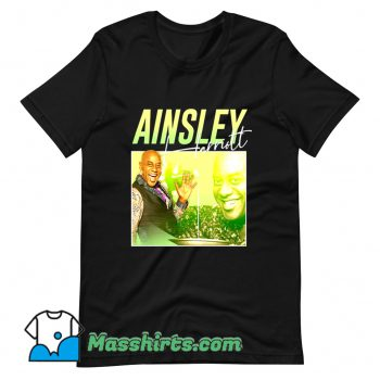 Ainsley Harriott Ready Steady Cook T Shirt Design