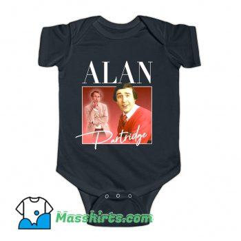 Alan Partridge Steve Coogan Baby Onesie