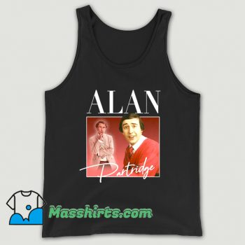 Alan Partridge Steve Coogan Tank Top