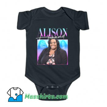 Alison Hammond This Morning Baby Onesie