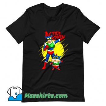 Cheap Anime Action Kamen T Shirt Design