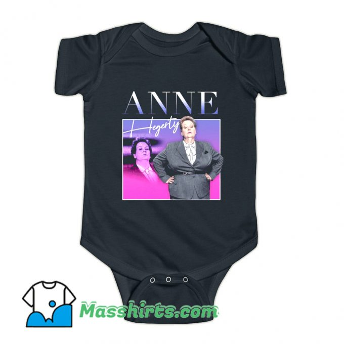 Anne Hegerty The Chase Baby Onesie
