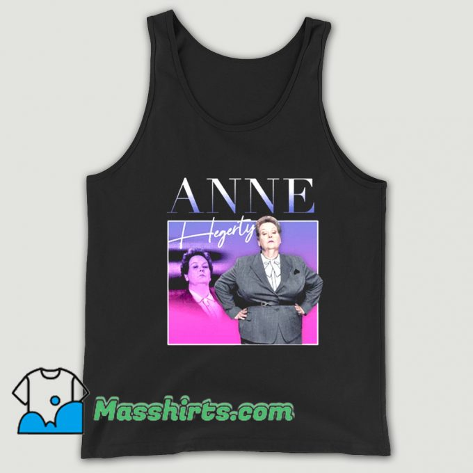 Anne Hegerty The Chase Tank Top