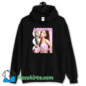 New Ariana Grande Rapper Hoodie Streetwear