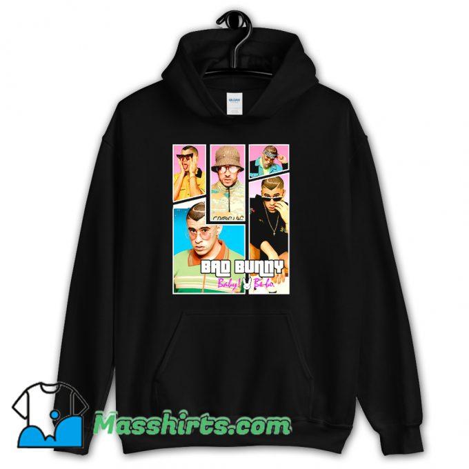 Bad Bunny Maluma Ozuna Rapper Hoodie Streetwear