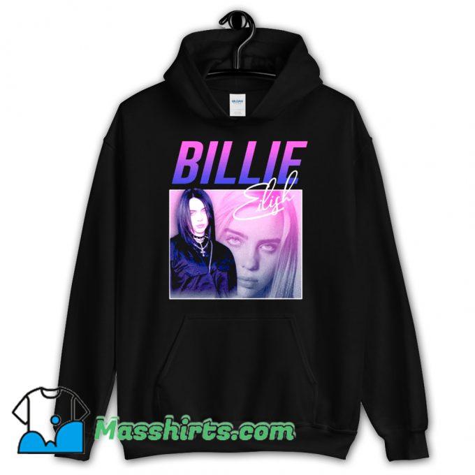 Billie Eilish American Music Hoodie Streetwear