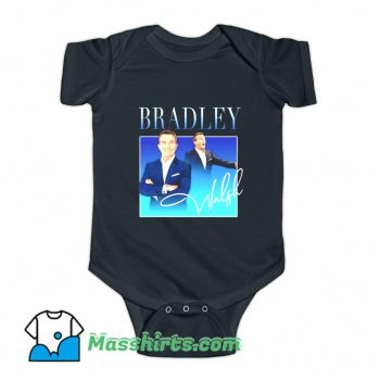 Bradley Walsh The Chase Baby Onesie