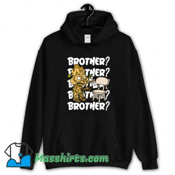 Original Brother Cartoon Hoodie Streetwear
