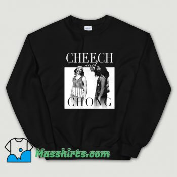 Cheech and Chong 80s Movie Sweatshirt