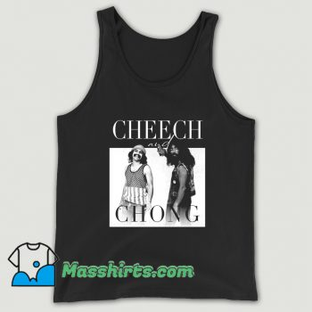 Cheech and Chong 80s Movie Tank Top
